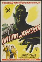 The Cyclops - Argentinian Movie Poster (xs thumbnail)