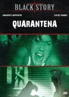 Quarantine - Italian DVD cover (xs thumbnail)