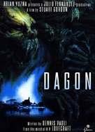 Dagon - Spanish Movie Poster (xs thumbnail)