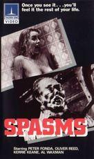 Spasms - VHS cover (xs thumbnail)