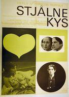 Baisers volés - Danish Movie Poster (xs thumbnail)
