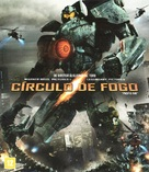 Pacific Rim - Brazilian Blu-Ray movie cover (xs thumbnail)