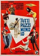 Roi de coeur, Le - Italian Movie Poster (xs thumbnail)
