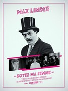 Be My Wife - French Re-release movie poster (xs thumbnail)