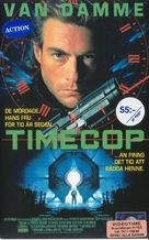 Timecop - Swedish Movie Cover (xs thumbnail)