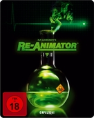 Re-Animator - German Blu-Ray cover (xs thumbnail)