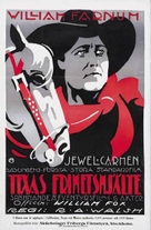 The Conqueror - Swedish Movie Poster (xs thumbnail)