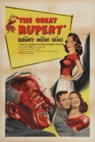The Great Rupert - Re-release poster (xs thumbnail)