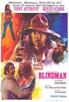 Blindman - Movie Poster (xs thumbnail)