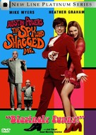 Austin Powers: The Spy Who Shagged Me - DVD cover (xs thumbnail)