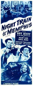 Night Train to Memphis - Movie Poster (xs thumbnail)