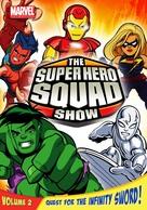 """The Super Hero Squad Show"" - DVD cover (xs thumbnail)"