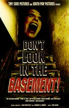 Don't Look in the Basement - Movie Poster (xs thumbnail)