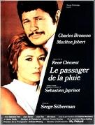 Le passager de la pluie - French Movie Poster (xs thumbnail)