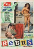 Rebus - Italian Movie Poster (xs thumbnail)