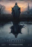 The Unholy - Singaporean Movie Poster (xs thumbnail)