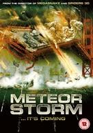 Meteor Storm - British DVD cover (xs thumbnail)