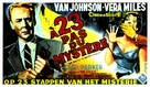 23 Paces to Baker Street - Belgian Movie Poster (xs thumbnail)