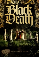 Black Death - DVD cover (xs thumbnail)