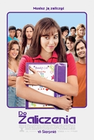 The To Do List - Polish Movie Poster (xs thumbnail)