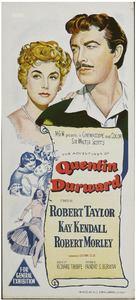 The Adventures of Quentin Durward - Australian Movie Poster (xs thumbnail)