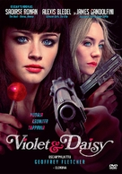 Violet & Daisy - Finnish DVD cover (xs thumbnail)