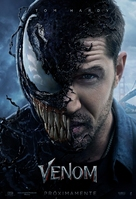 Venom - Chilean Movie Poster (xs thumbnail)