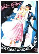 The Barkleys of Broadway - French Movie Poster (xs thumbnail)