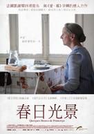 Quelques heures de printemps - Taiwanese Movie Poster (xs thumbnail)