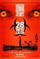28 Days Later... - Advance movie poster (xs thumbnail)