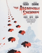 The Abominable Snowman - Movie Poster (xs thumbnail)