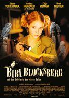 Bibi Blocksberg und das Geheimnis der blauen Eulen - German Movie Poster (xs thumbnail)