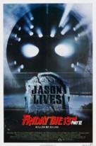 Jason Lives: Friday the 13th Part VI - Movie Poster (xs thumbnail)