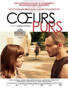 Cuori Puri - French Movie Poster (xs thumbnail)
