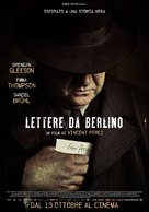 Alone in Berlin - Italian Movie Poster (xs thumbnail)