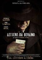 Alone in Berlin - Italian Movie Poster (xs thumbnail)