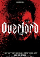 Overlord - Slovenian Movie Poster (xs thumbnail)