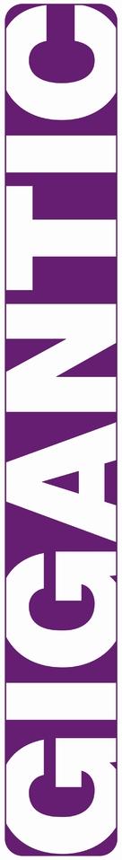 Gigantic - French Logo (xs thumbnail)