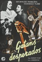 Los olvidados - Swedish Movie Poster (xs thumbnail)