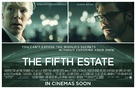 The Fifth Estate - British Movie Poster (xs thumbnail)