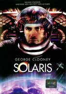 Solaris - Hungarian DVD cover (xs thumbnail)