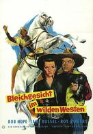 Son of Paleface - German Movie Poster (xs thumbnail)