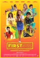 First Kiss - Dutch Movie Poster (xs thumbnail)