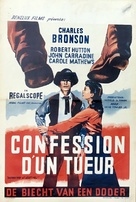 Showdown at Boot Hill - Belgian Movie Poster (xs thumbnail)