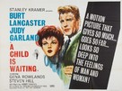 A Child Is Waiting - British Movie Poster (xs thumbnail)