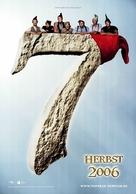 7 Zwerge - German Movie Poster (xs thumbnail)