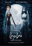 Corpse Bride - German Movie Poster (xs thumbnail)