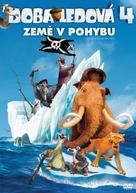 Ice Age: Continental Drift - Czech DVD cover (xs thumbnail)