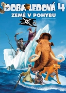 Ice Age: Continental Drift - Czech DVD movie cover (xs thumbnail)