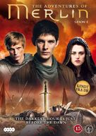 """Merlin"" - Danish DVD movie cover (xs thumbnail)"